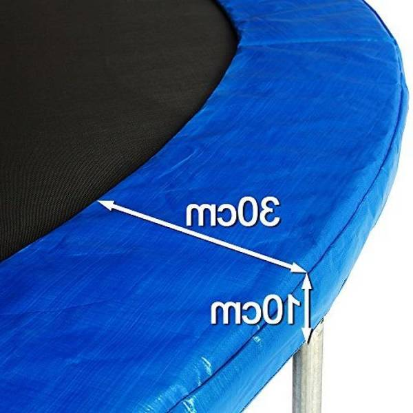 Conseil Mini trampoline with handle for adults