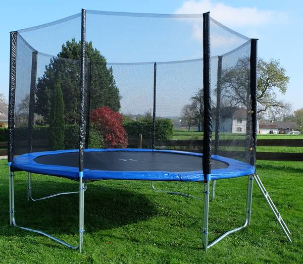 Test Lifestyle solutions trampoline