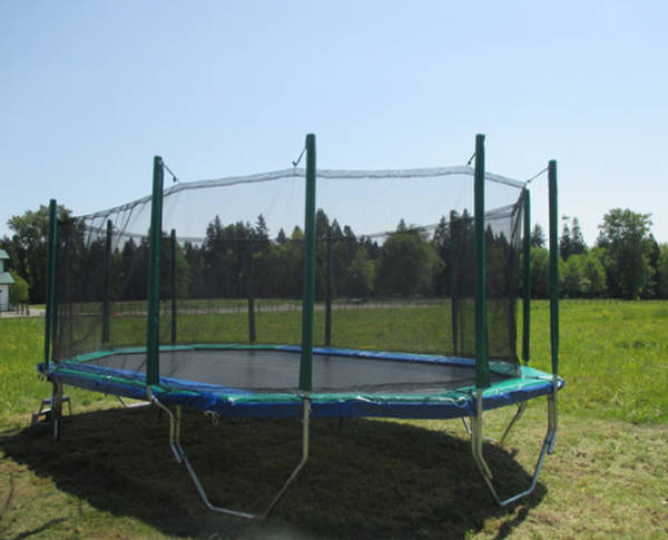 Guide Bounce house trampoline