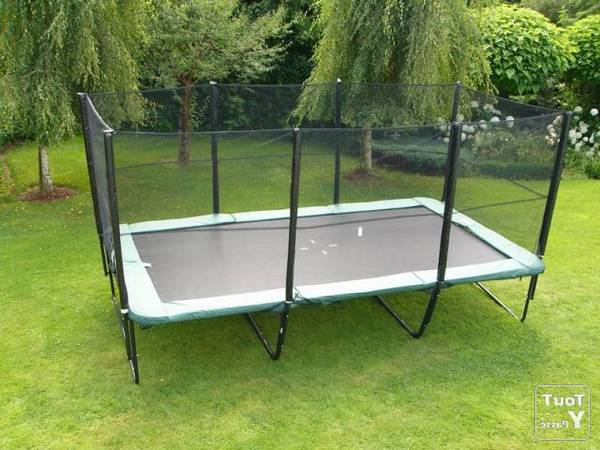 Avis forums Vente privée trampoline