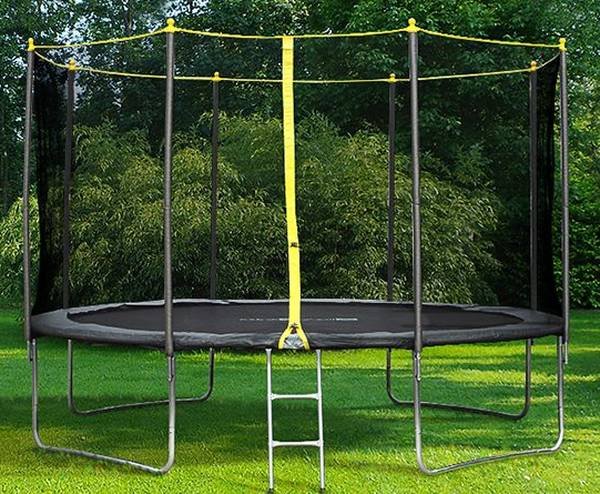 Critiques forums Trampoline freestyle