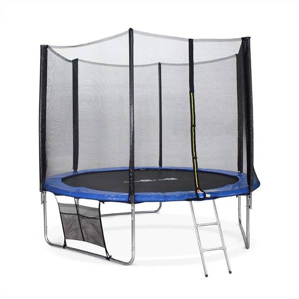 Avis client Oval trampoline reviews