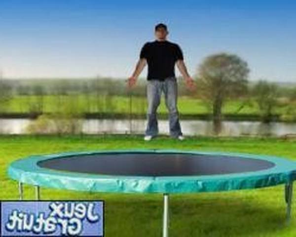 Test Harness trampoline jumping Top 5