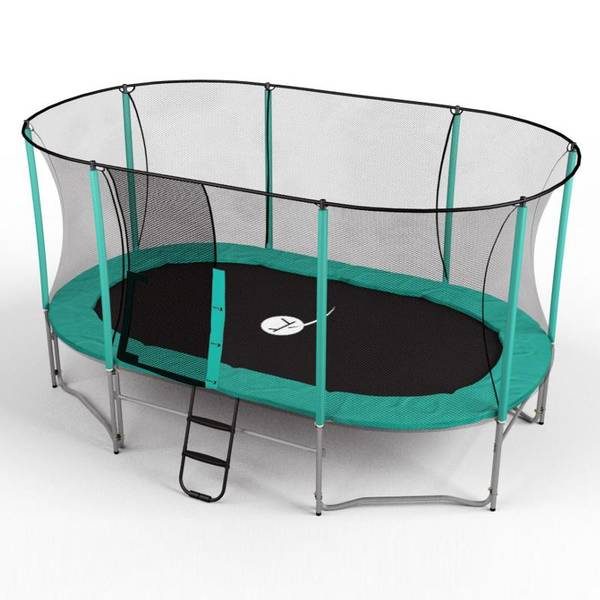 Discount What is the safest trampoline