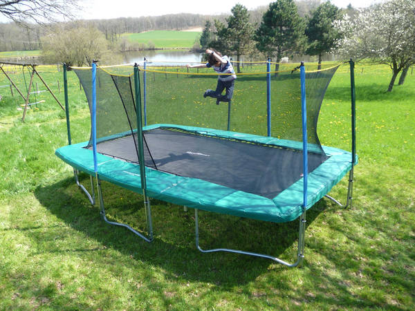 Discount France sport fabrication trampoline
