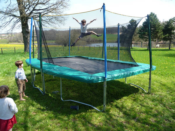 Top 5 Mousse protection pour tube trampoline