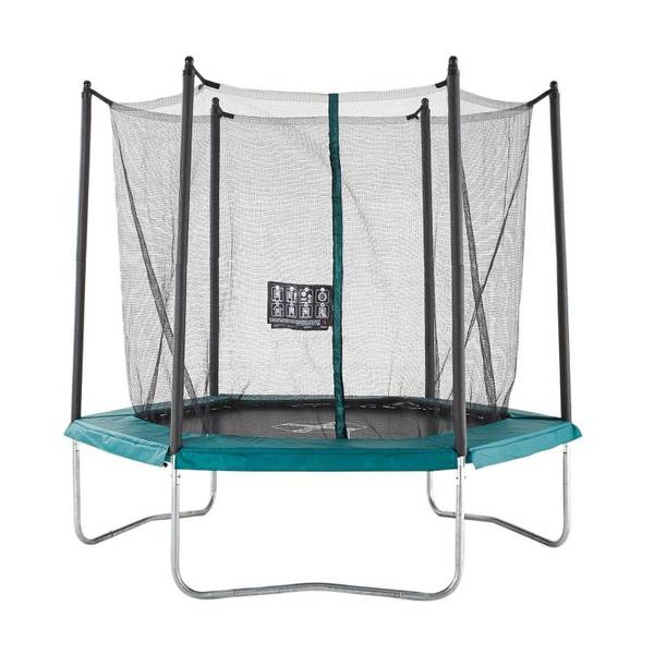 Guide Football trampoline
