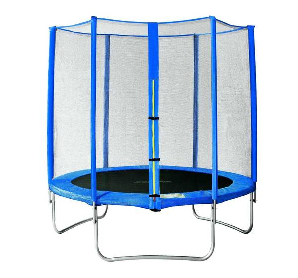 Top 10 Trampoline with basketball goal