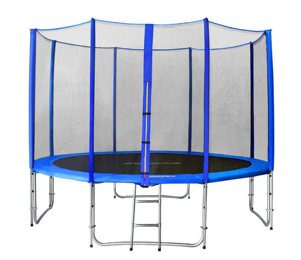 Avis client Filet de protection trampoline 460