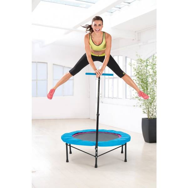 Critiques forums Trampoline with handle