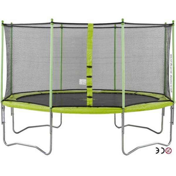 Discount Big little trampoline