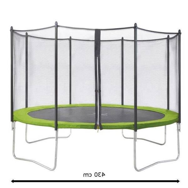 Pas cher Trampoline complet
